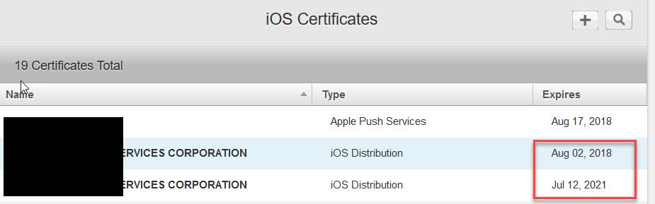 [建立第2個In-House certificate]